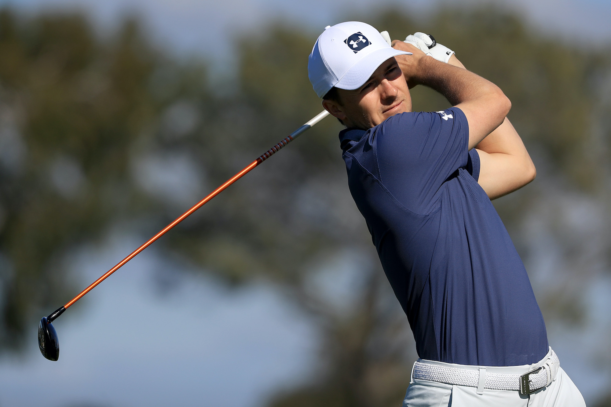 2020 Farmers Insurance Open: Pro-Am - Driving at Torrey Pines