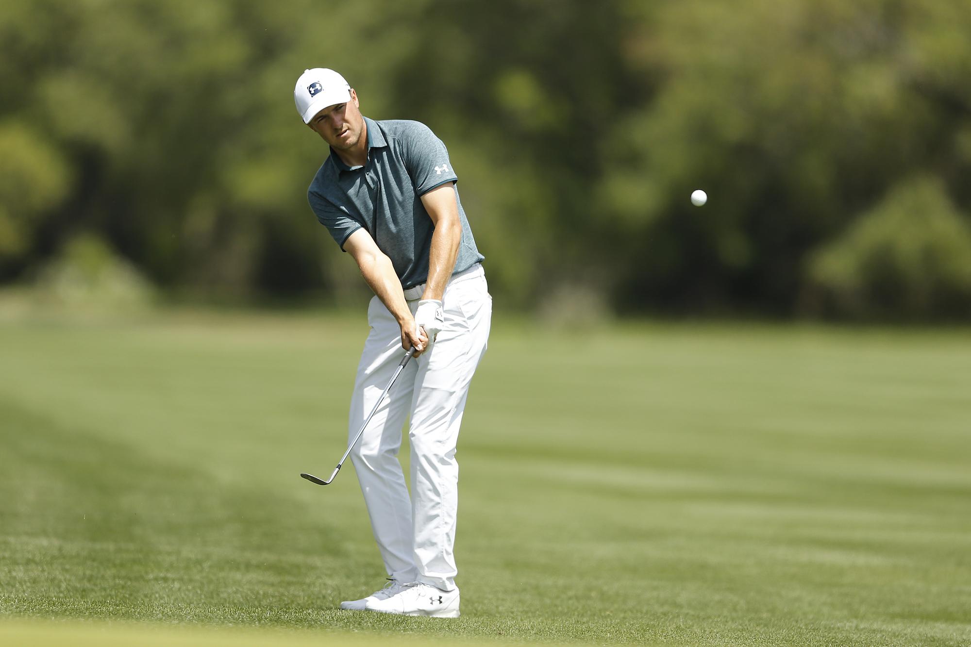 2019 Valero Texas Open: Round 1 - Wedge Play on No. 4
