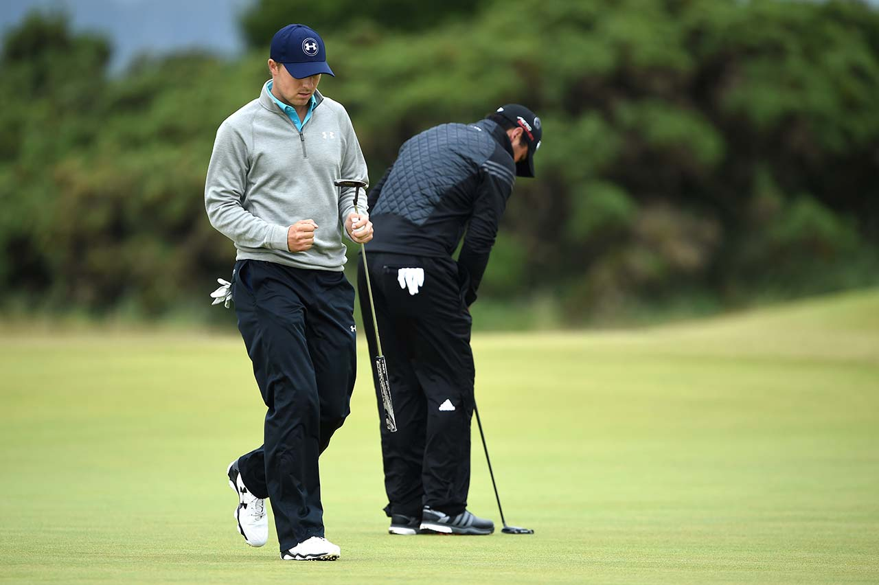 The 2015 Open Championship: Final Round