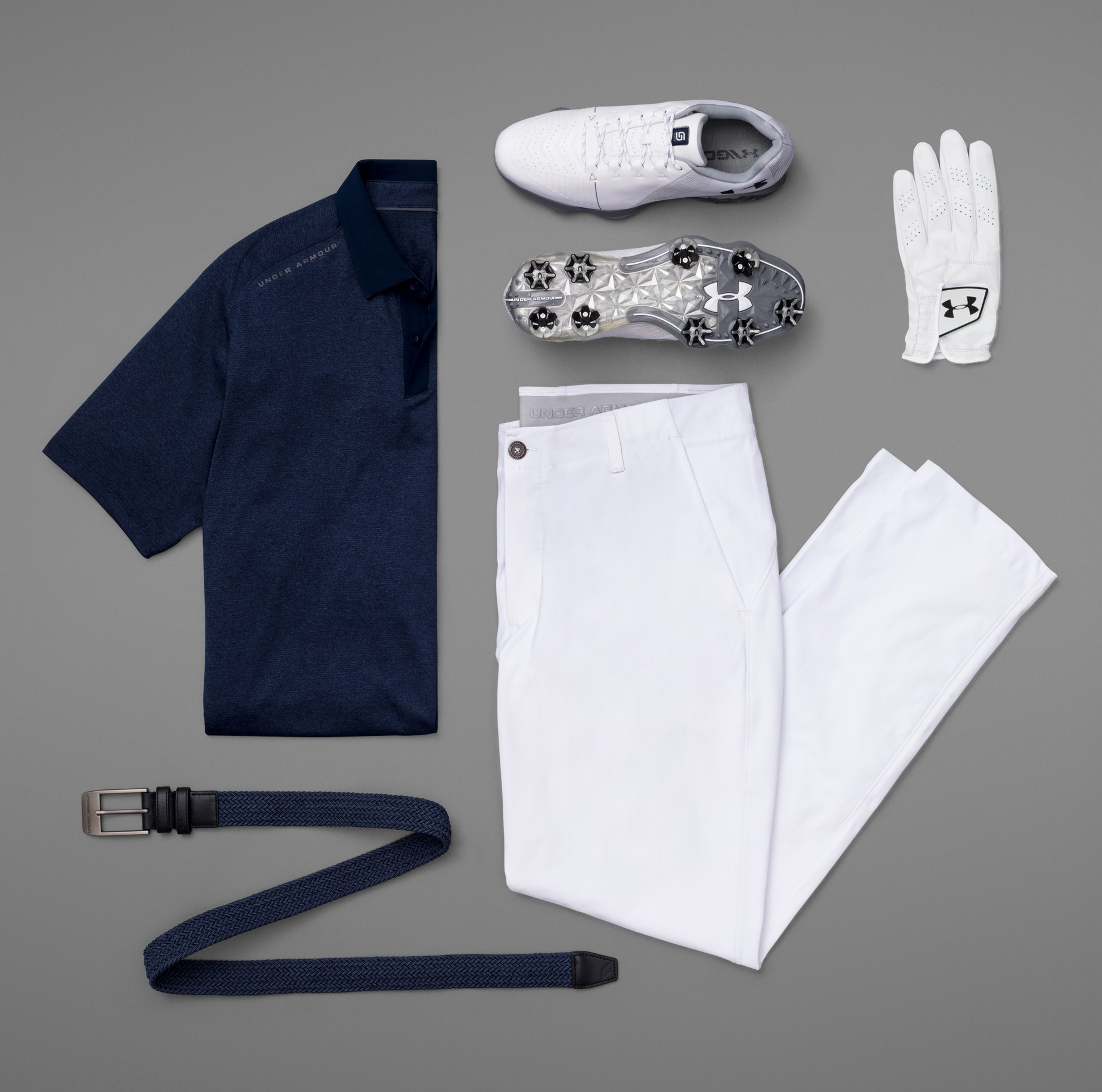Jordan Spieth's Masters Outfits: Thursday