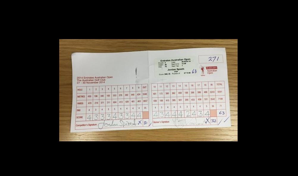 2014 Australian Open: Jordan's Scorecard