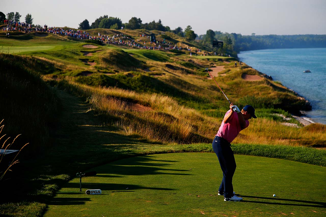 The 2015 PGA Championship: Round 3