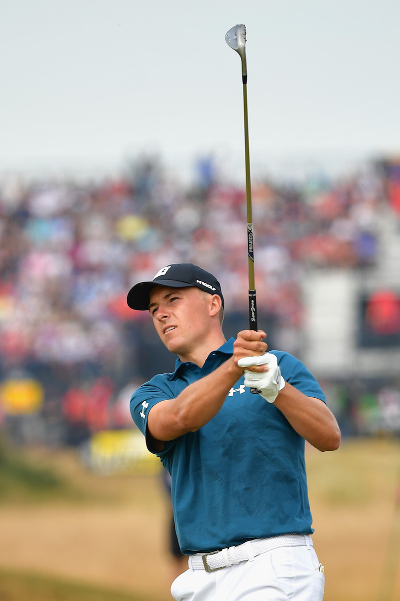 2018 Open Championship: Round 3 - Shot on No. 4