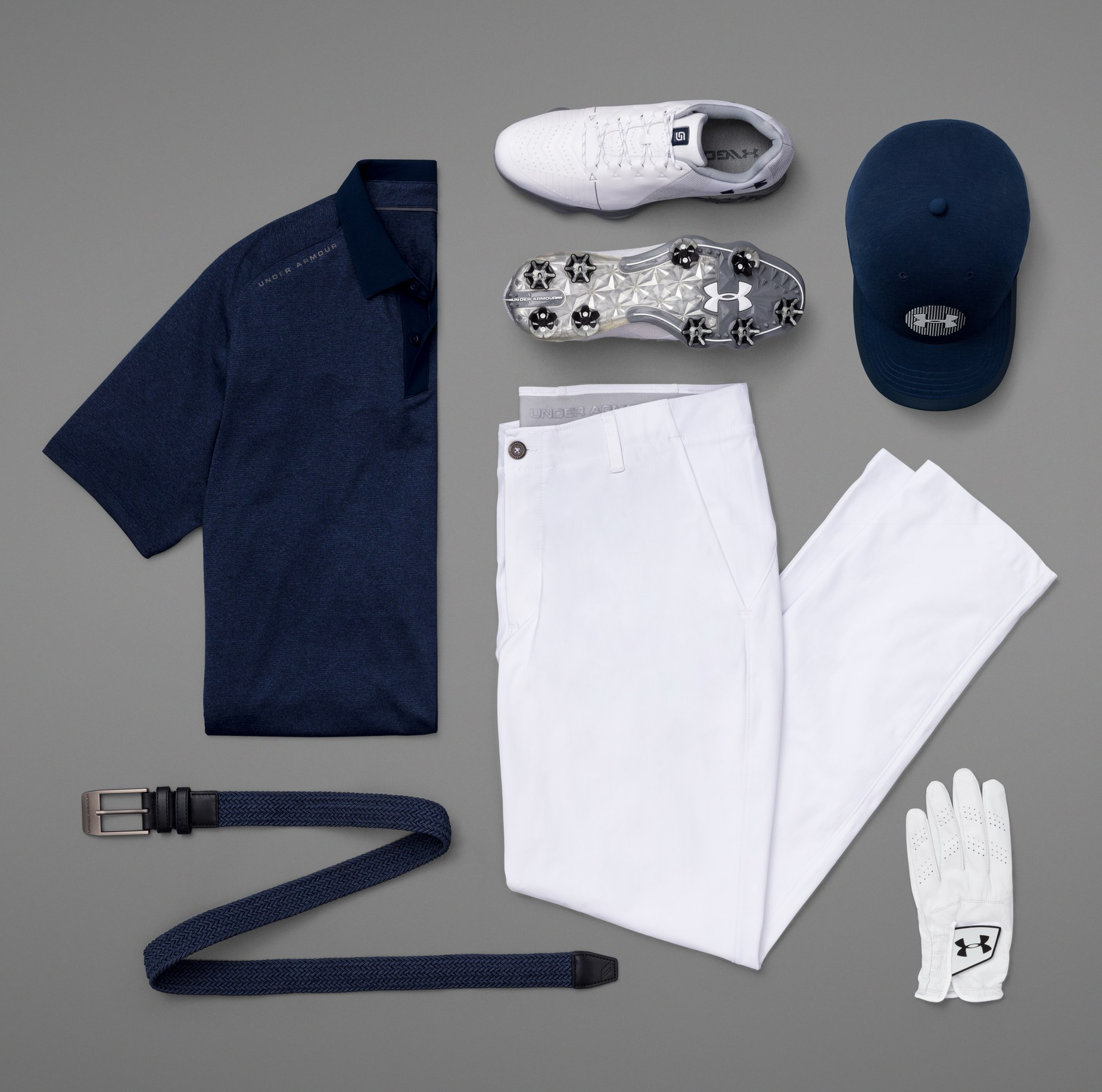 UA Kit for 2018 U.S. Open - Friday