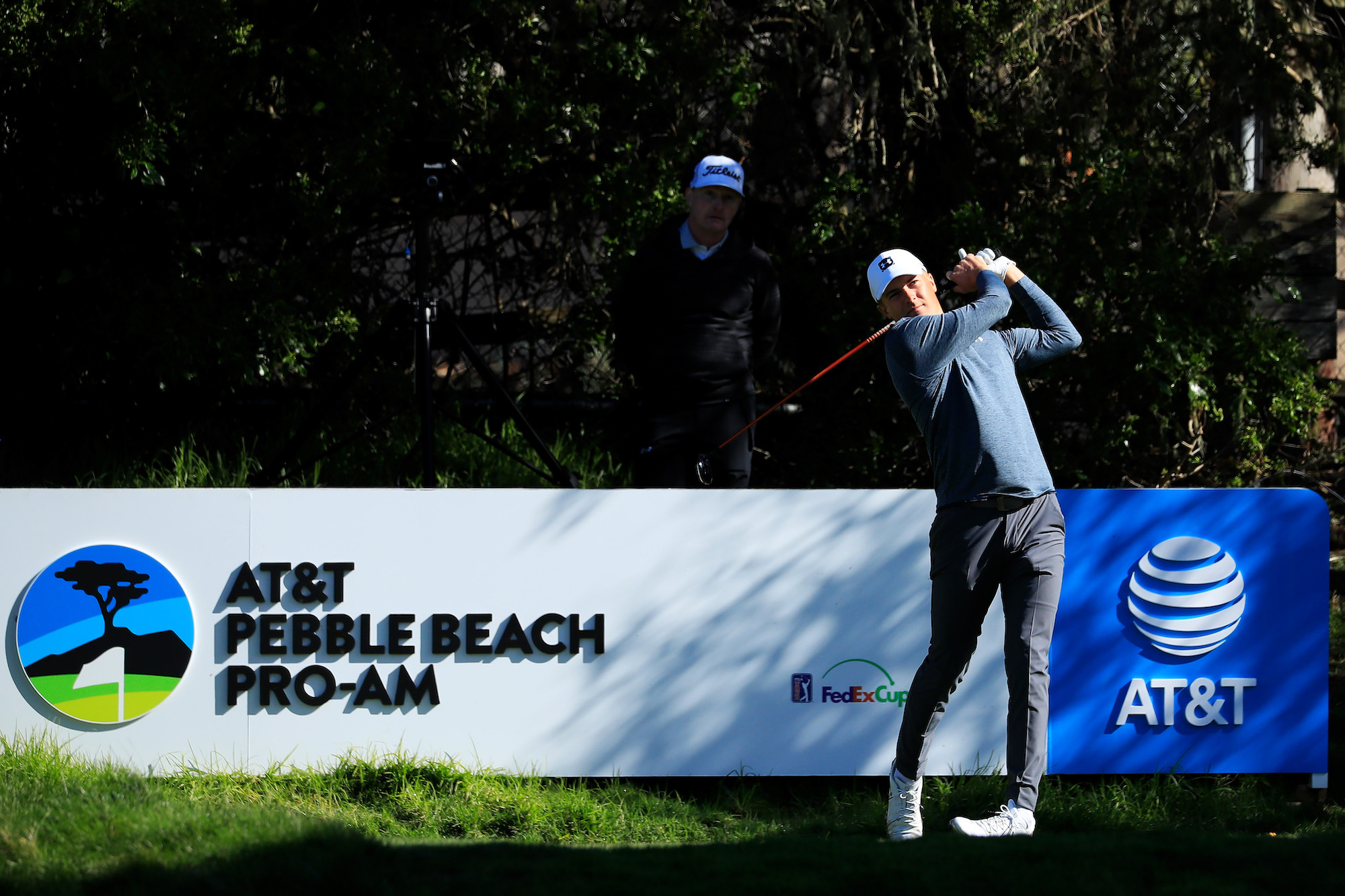 2019 AT&T Pebble Beach Pro-Am: Previews - Tee Shot