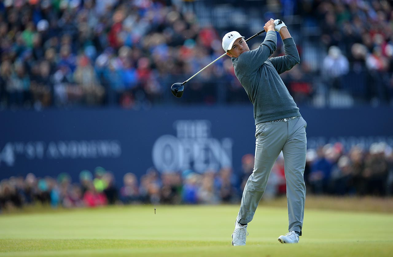 The 2015 Open Championship: Round 3
