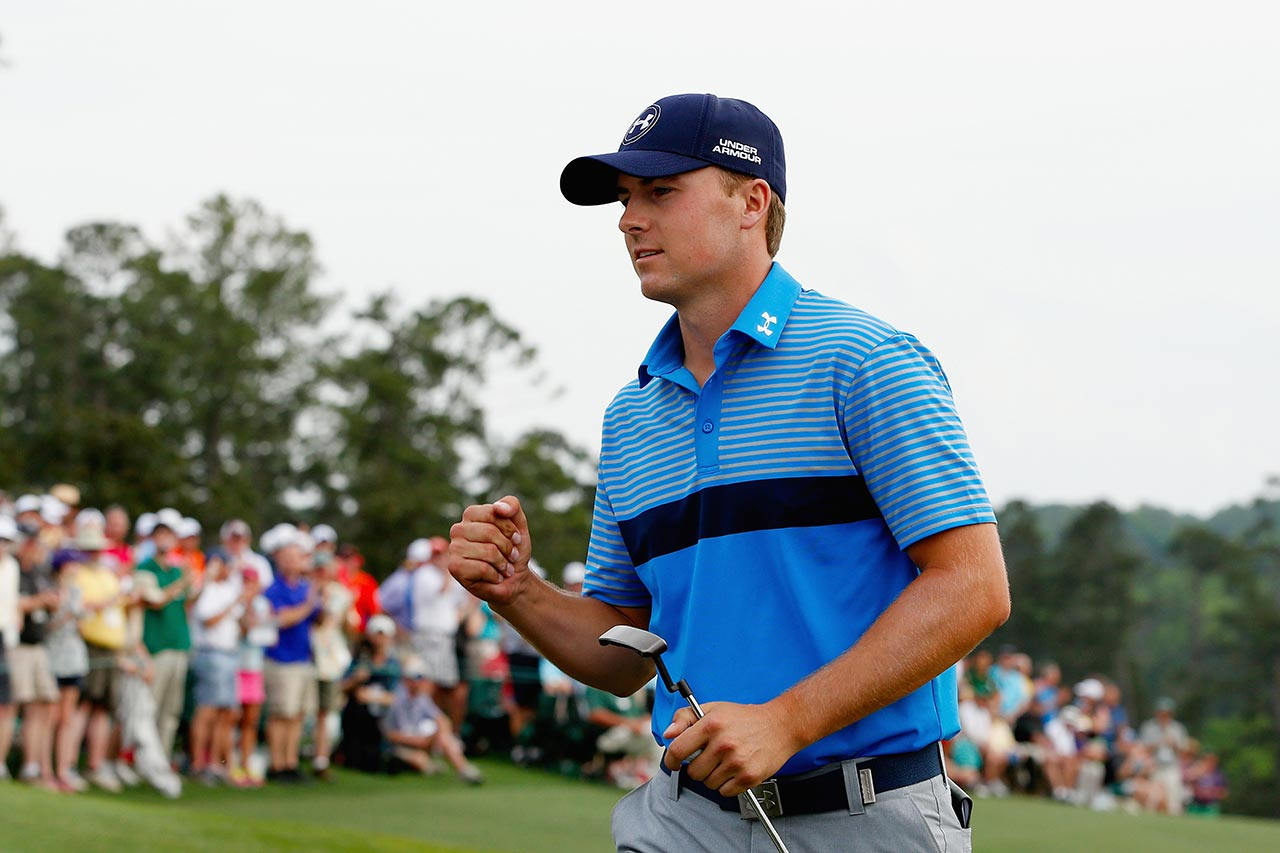 The 2015 Masters: Round 1