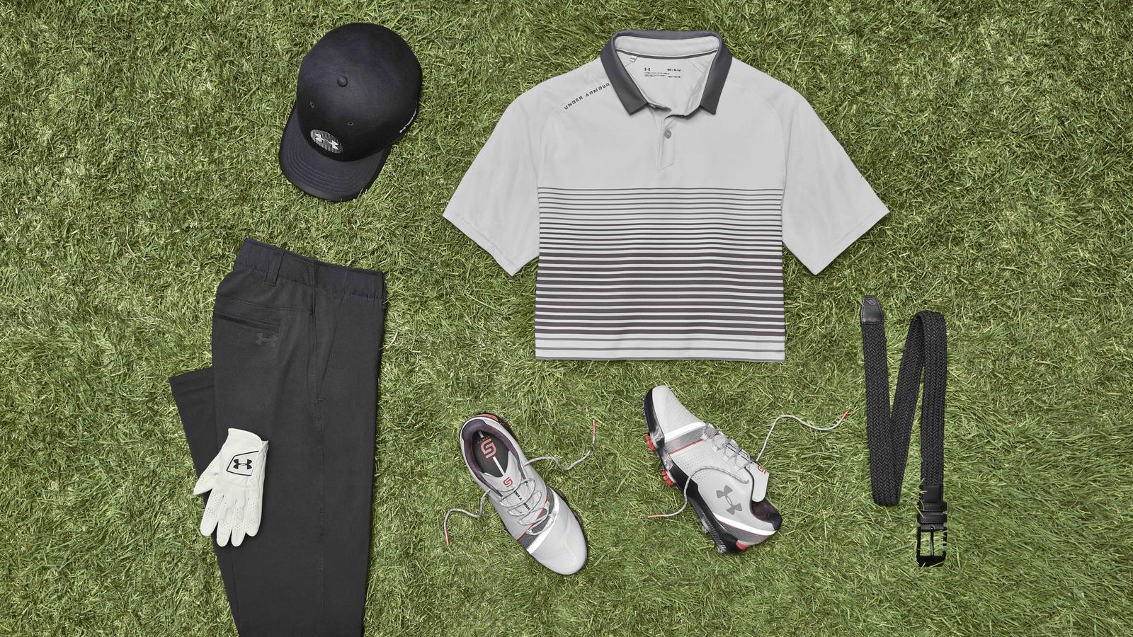 2019 PGA Championship: Jordan's UA Friday Scripting