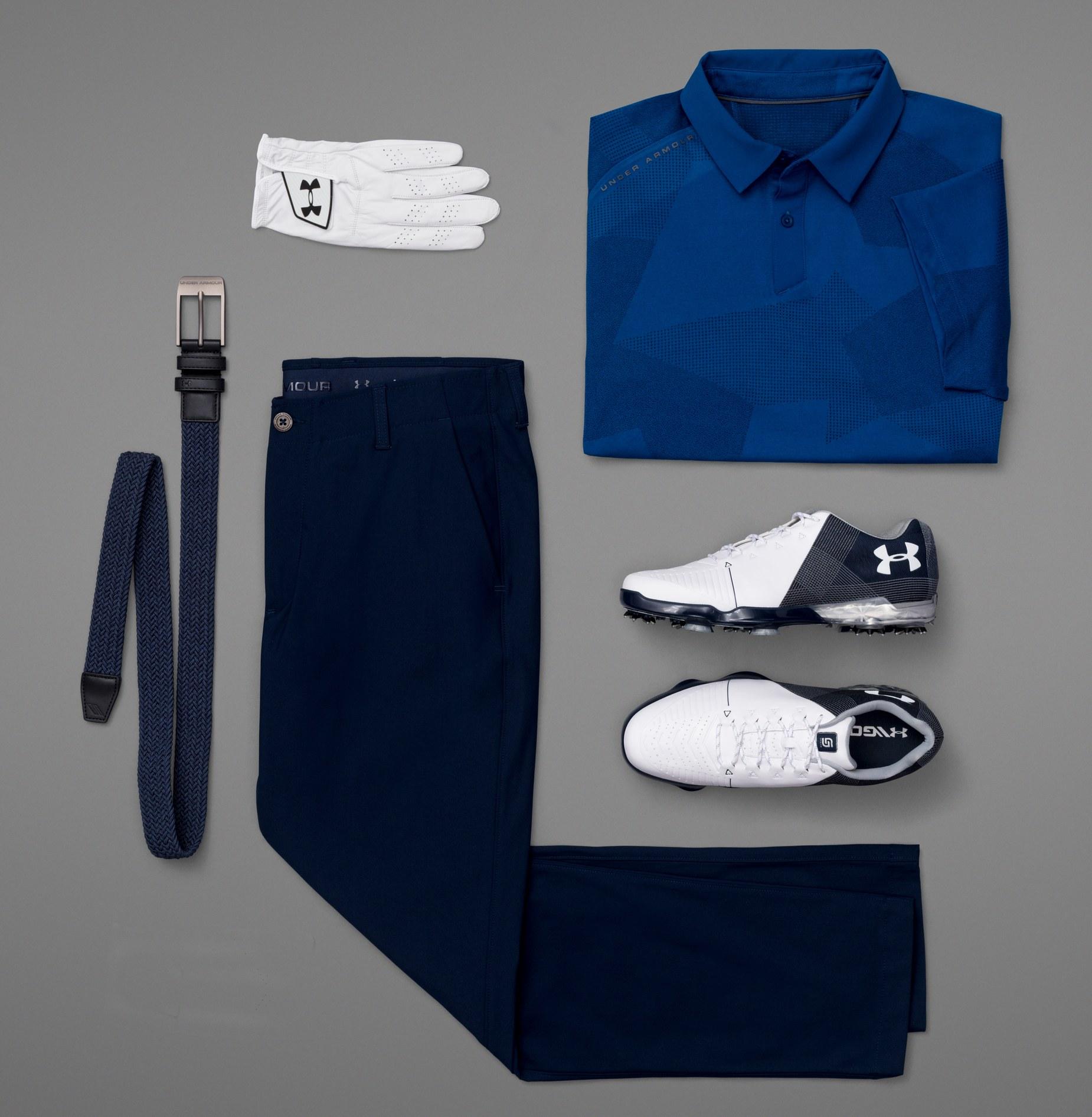 4b23642ec04d47 Under Armour Unveils Jordan s Masters Kit