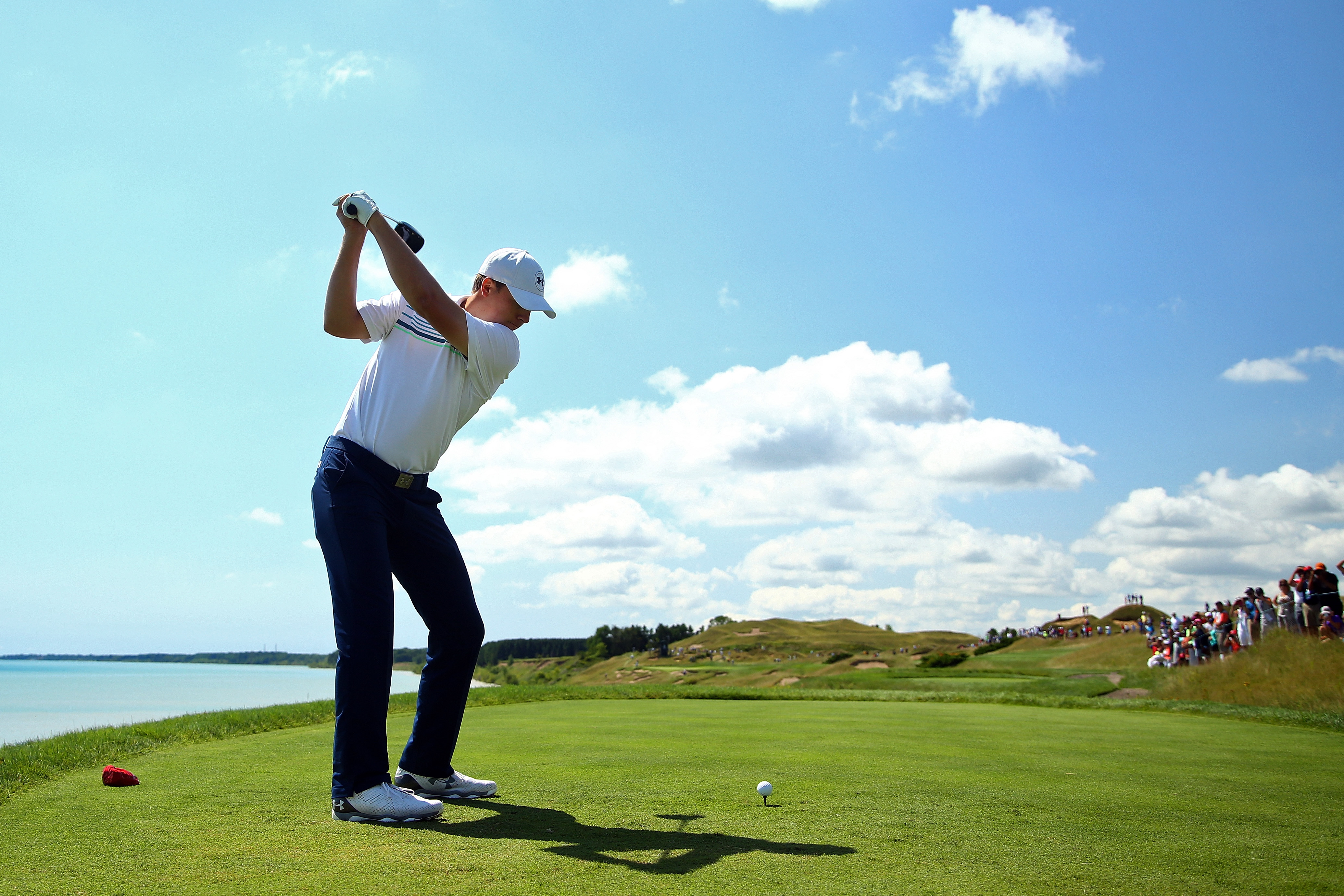 Jordan Swings at PGA Championship - Preview Day 3