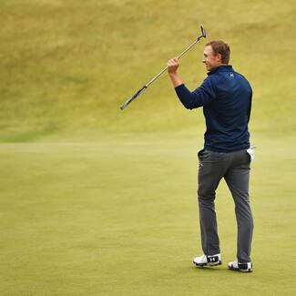 2017 Open Championship: Final Round - A Thankful Salute to the Crowd