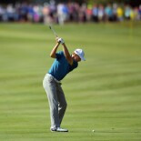 2017 Dell Technologies Championship: Round 4 - Shot on 10th