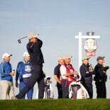 2021 Ryder Cup: Day 1 - Tee Shot on No. 6