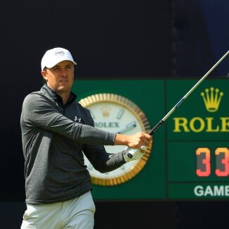 The Open Championship 2019: Round 3 - Tee Shot on No. 1