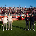 2021 Ryder Cup: Day 2 - Foursomes Portrait on the Tee Box