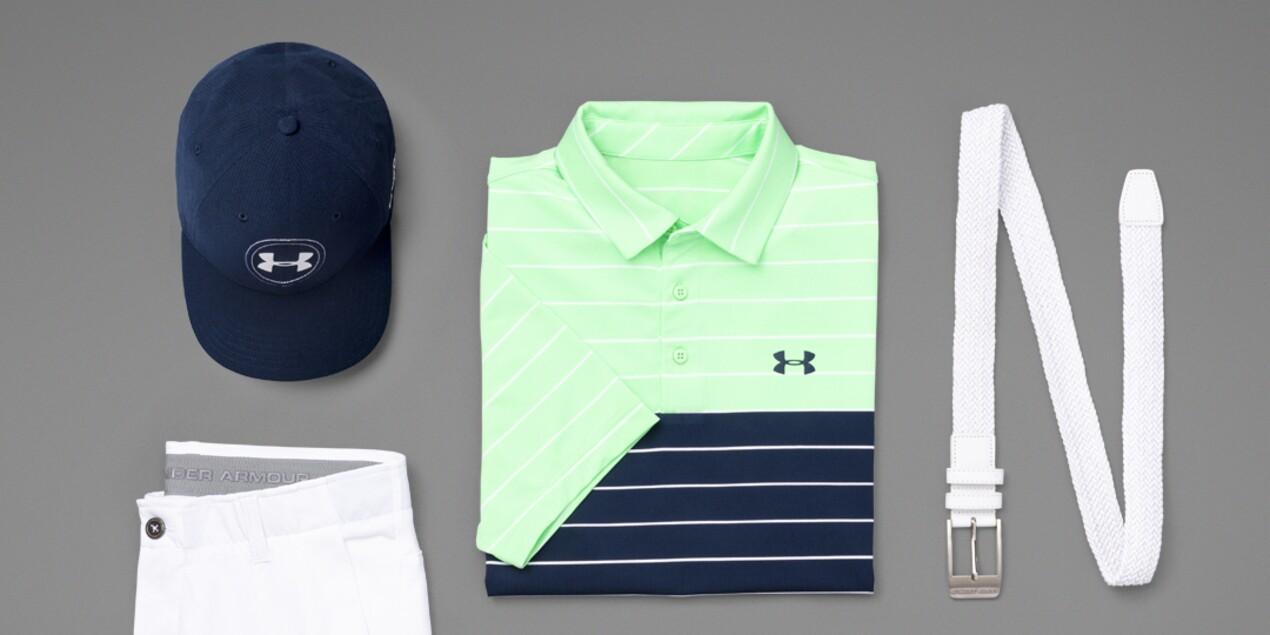 2018 PGA Championship: UA Kit for Thursday