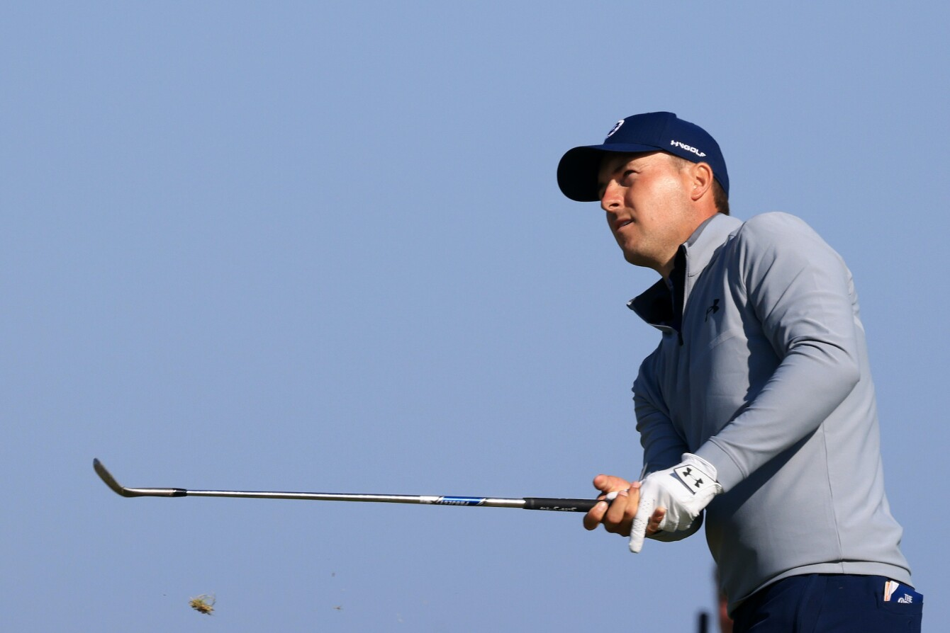 2021 Open Championship: Round 2 - Second Shot on No. 12
