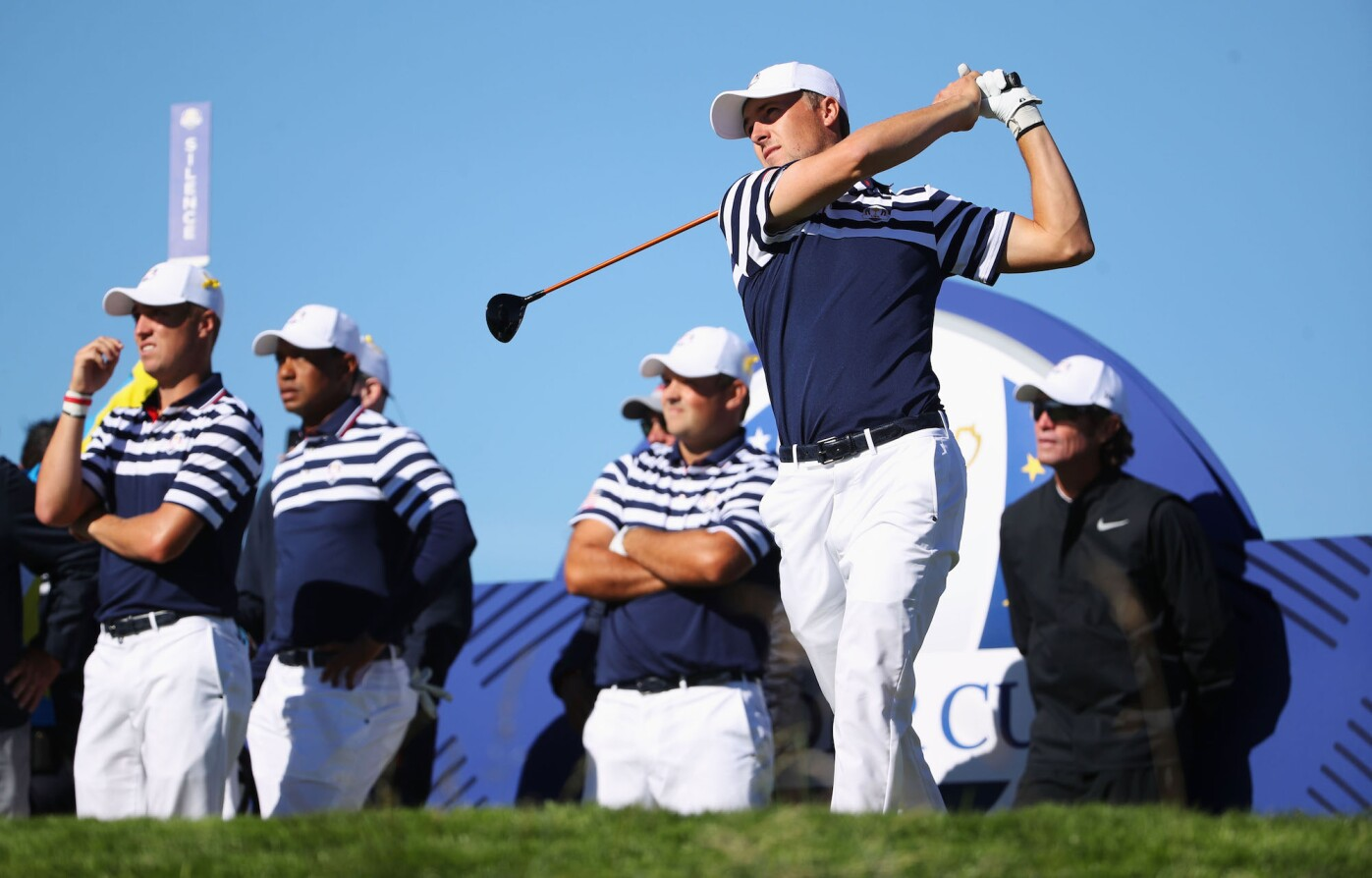 2018 Ryder Cup: Previews - Driving on No. 13