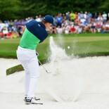 2017 PGA Championship: Round 2 - Bunker Shot