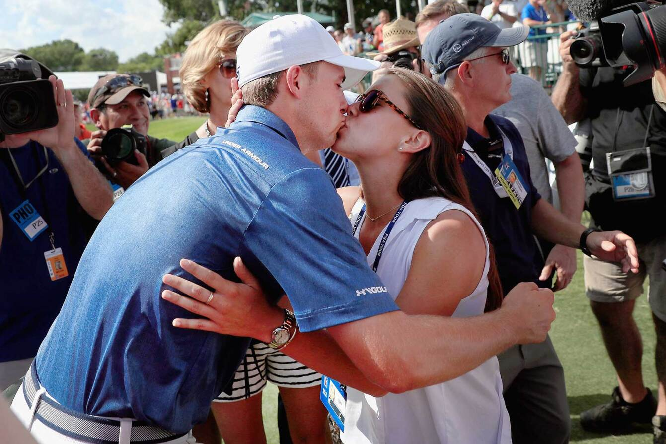 2016 Dean & Deluca Invitational: Final Round - Jordan Kisses Annie