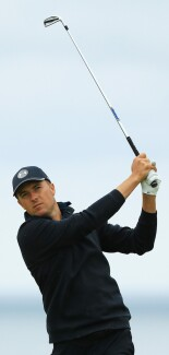 The Open Championship 2019: Final Round - Jordan on No. 6