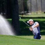 2020 Charles Schwab Challenge: Round 1 - Out of the Bunker on No. 9