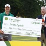 Jordan Spieth at the 2013 John Deere Classic