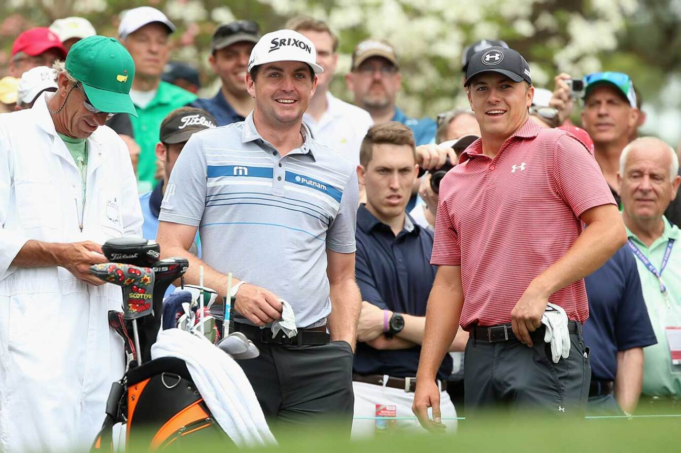 The 2015 Masters: Preview Day 1