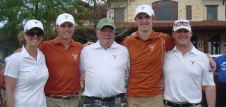 A Very UT Family