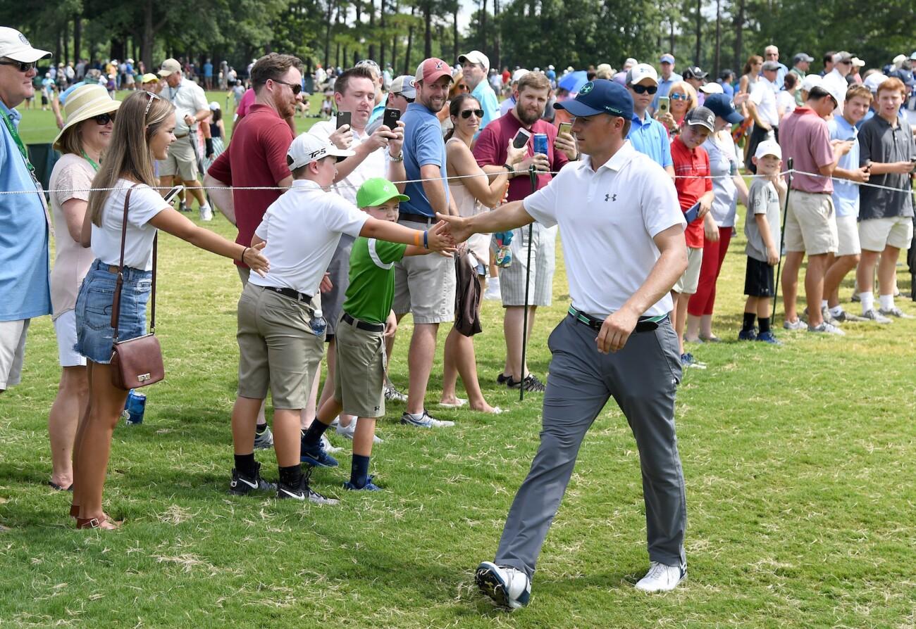 2017 PGA Championship: Round 3 - 5th tee