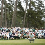 2021 Masters Tournament: Round 3 - Patrons