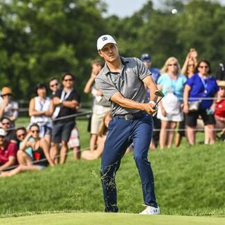 The 2019 Memorial Tournament: Round 3 - Chip Shot on No. 18