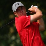 Jordan Spieth at the 2013 HP Byron Nelson