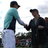 2017 Masters Tournament: Round 1 - A Masters Moment for Haley Voyles