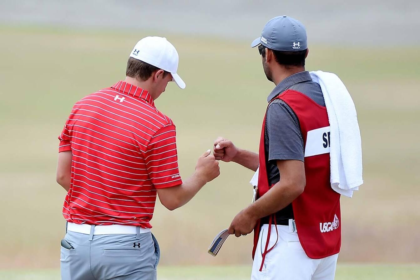 2015 U.S. Open Championship: Round 1