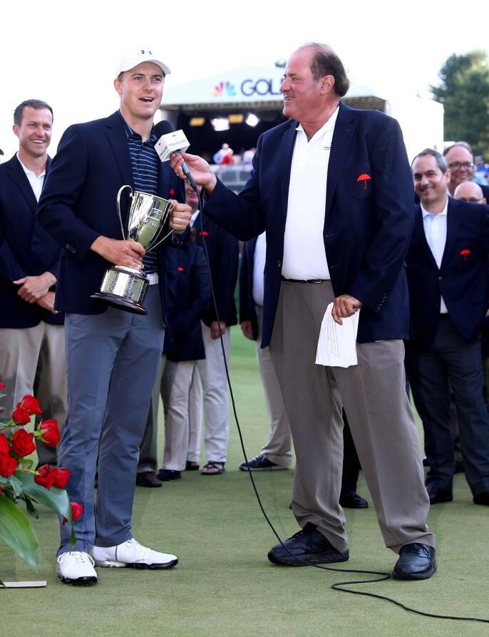 2017 Travelers Championship: Final Round - Jordan's Interview With Chris Berman