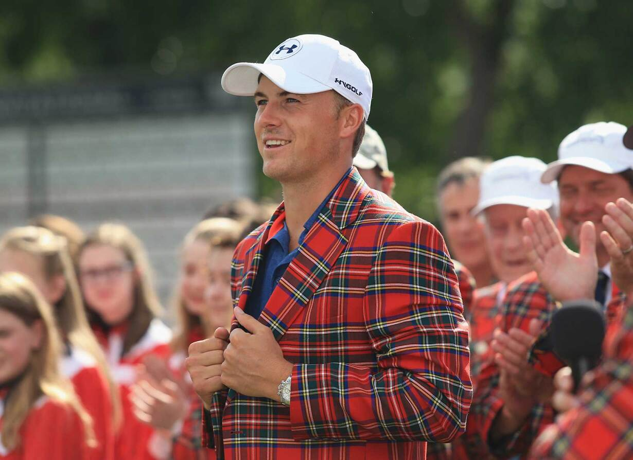 2016 Dean & Deluca Invitational: Final Round - Wearing the Champion's Jacket