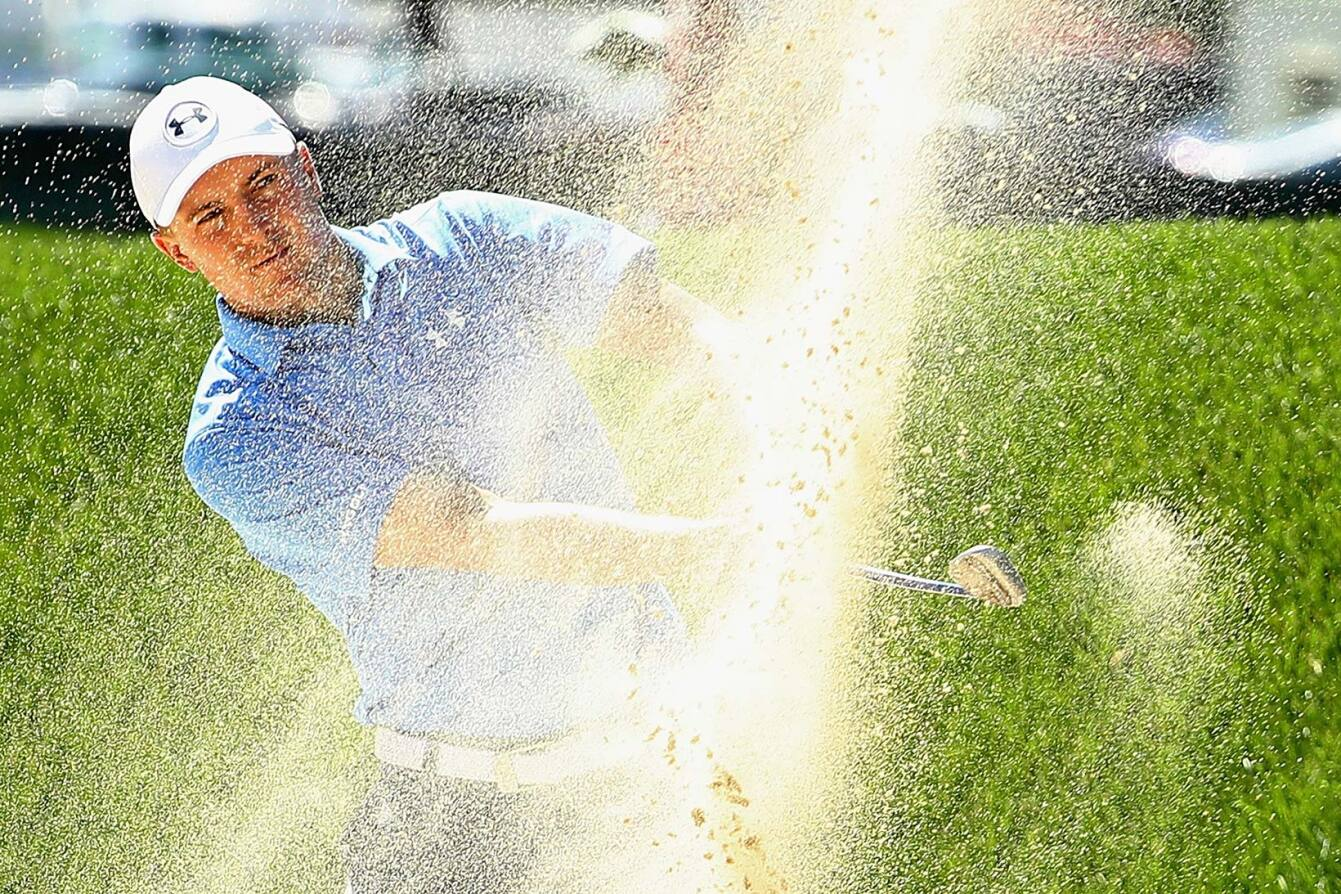 2017 Travelers Championship: Round 1 - Blasting Out of the Bunker