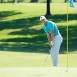 2020 Charles Schwab Challenge: Round 3 - Following His Chip on No. 18