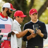 2017 Presidents Cup: Round 3 - 12th Tee