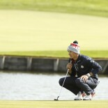 2018 Ryder Cup: Saturday Morning Fourball - Jordan Sizing Up a Putt