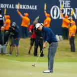 2017 Open Championship: Final Round - Birdie Putt on No. 18