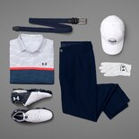 UA Kit for 2018 U.S. Open - Saturday