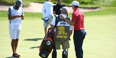 2015 BMW Championship: Caddy for a Cure