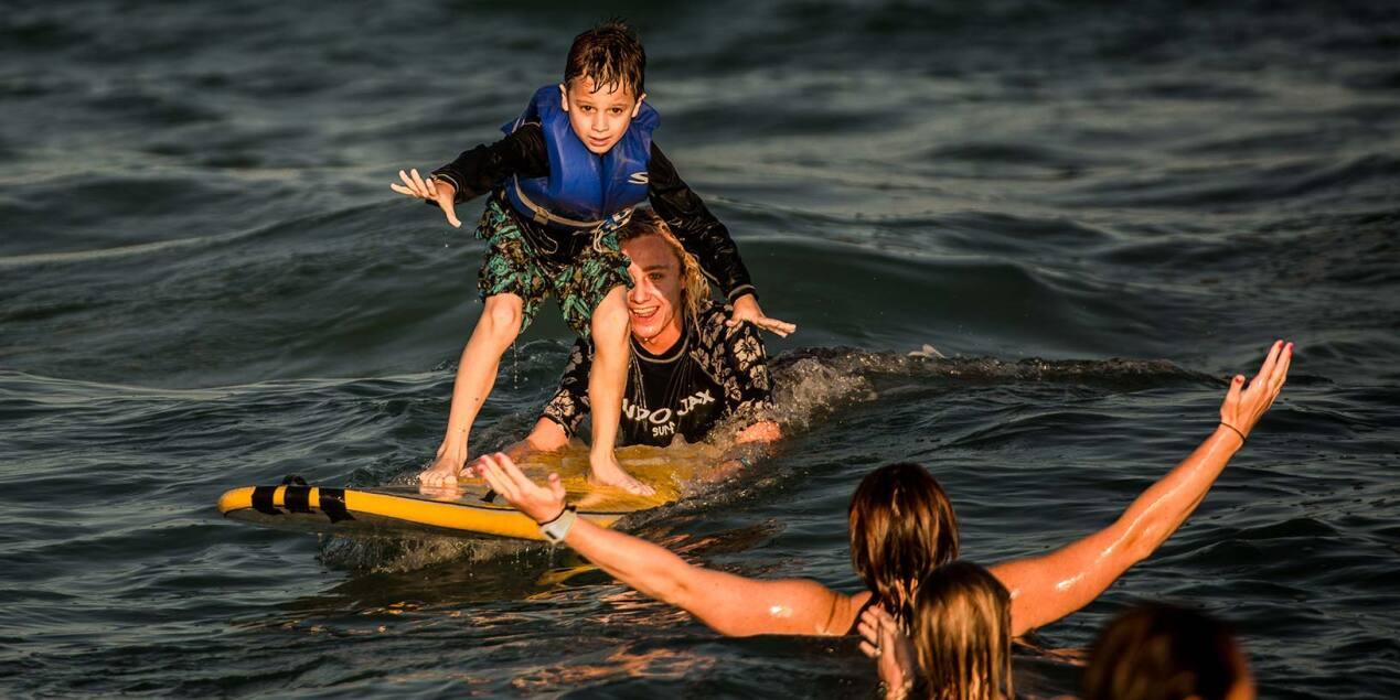 2016 Autism Surf Camp 2