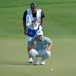 2021 Valero Texas Open: Round 2 - Michael and Jordan Line Up a Putt