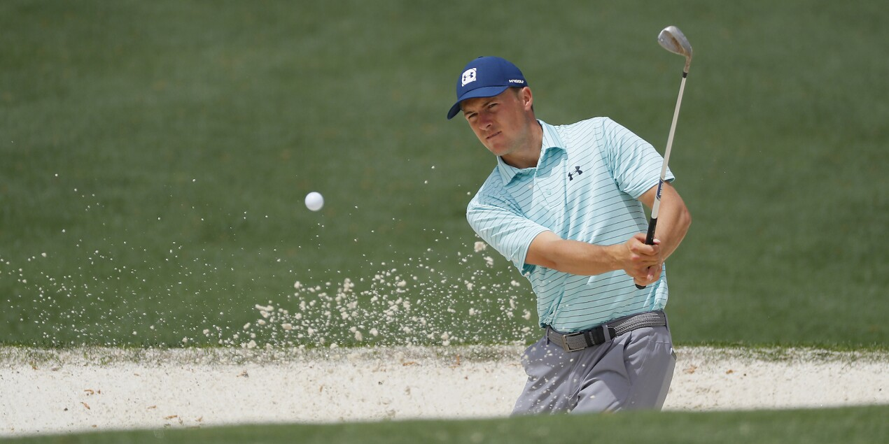 2019 Masters Tournament: Previews - Bunker Shot on Tuesday's Practice Round