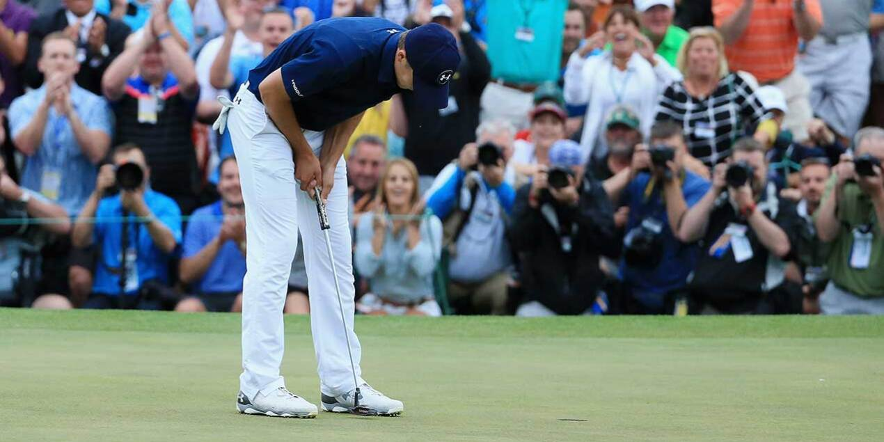 347cb292fb Jordan Spieth Is Masters Champion for the Ages