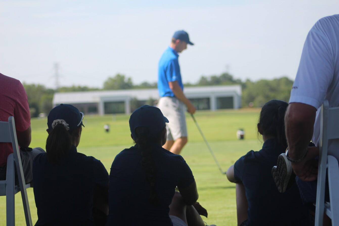 ACE Grant Announcement: Youth Golfers Watch Jordan