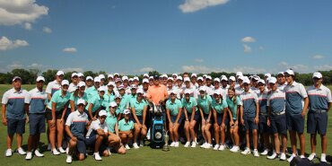2018 UA/AJGA Event - Official Group Photo